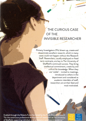 Invisible researcher