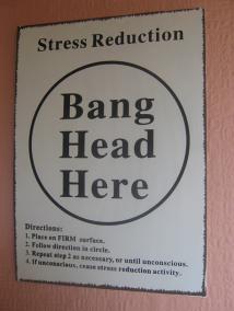 stress target