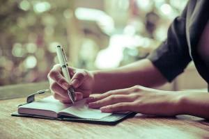 writing-a-journal