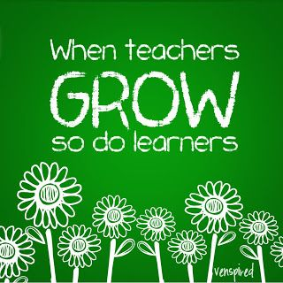 teachers grow